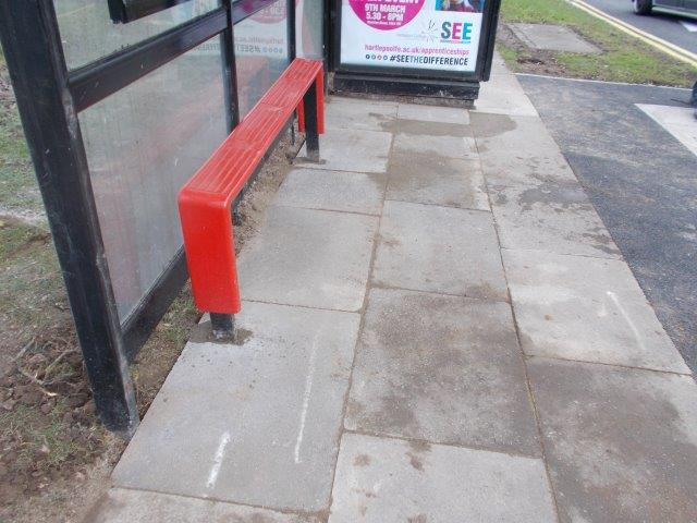 Example 009 - Bus Shelters
